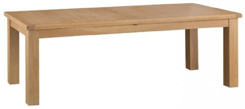 Chelmsford Oak 2.4 Butterfly Extending Table